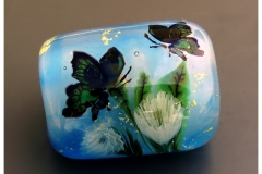 butterfly and flower (2008)